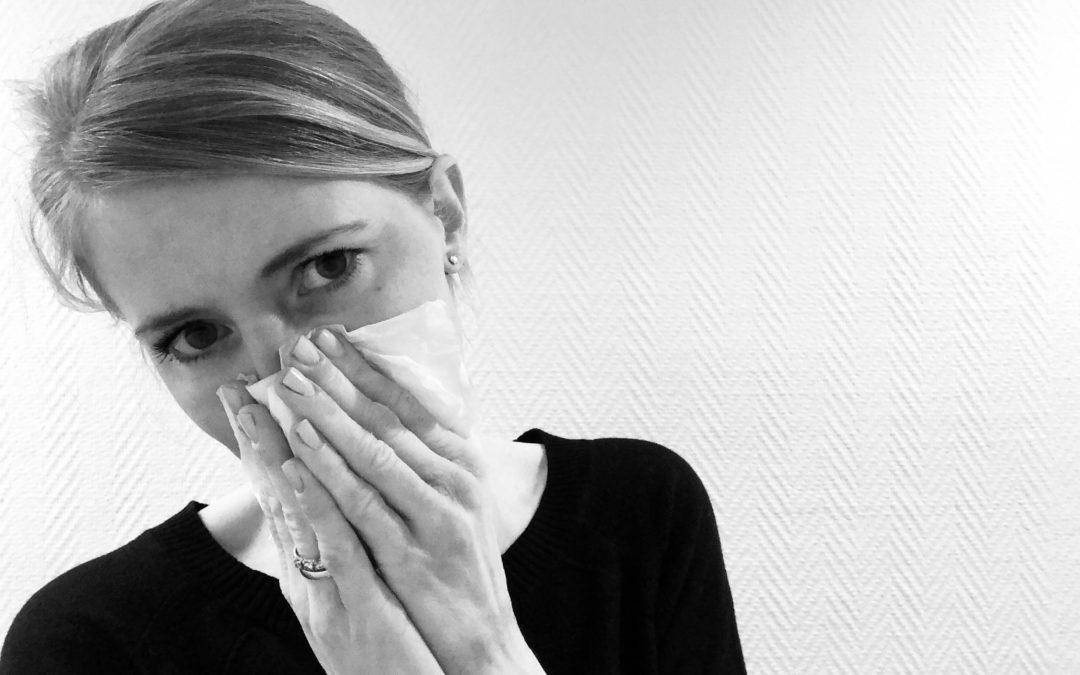 Får du passet påskrevet når du er syk?