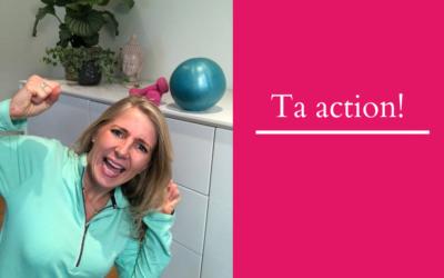 Ta action!