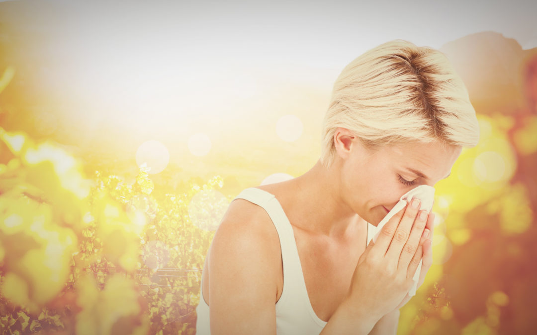 Ikke la pollenallergien stoppe deg
