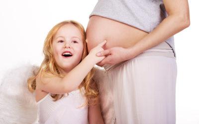 Hurra, du er gravid!