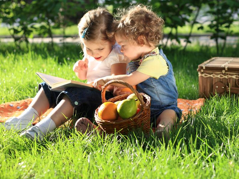 Kan små barn har diastase?